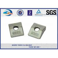 Wholesale Railway Fastenings din rail mounting clips / Fastening plate from china suppliers