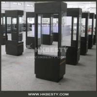 Buy cheap Customized glass display cabinet from wholesalers