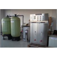 Wholesale 1000 liters per hour alkalescent water ionizer incoporating with the industrial water treatment system from china suppliers