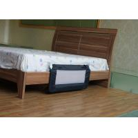 Wholesale Removable Fold Down Child Safety Bed Rails / Blue Side Bed Rails from china suppliers