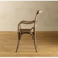 Wholesale Custom overstock iron and wood dining chairs for hotel , home , restaurant from china suppliers