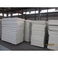 Wholesale Color Building Wall Roof Sandwich Panel 1150mm width Fireproof from china suppliers