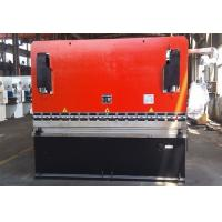 Wholesale Manual WC67 Hydraulic Plate Bending Machine with Precision Press Brake from china suppliers