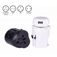Wholesale Durable Professional Travel Power Adapter Converter For Phone / Digital Camera from china suppliers