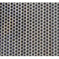 Wholesale Galvanized perforated metal mesh  sheets , 1/4 Inch , 3/16 Inch for floor grating from china suppliers