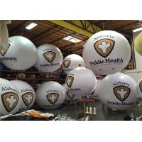 Wholesale 2.5m PVC Inflatable Helium Big Sky Balloon Advertising With Logo Printing from china suppliers