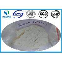 Wholesale Boldenone Cypionate Cycle Legal Anabolic Steroids For Strengthen Immune from china suppliers