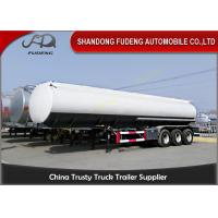 Wholesale Transport Fuel Tanker Semi Trailer 45000 Liters 6 cabins from china suppliers