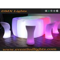 Wholesale RGB Rainproof Lighted Led Bar Counter Furniture For Hotel And Resorts from china suppliers