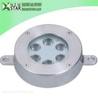 Wholesale RGB 3in1 18W Edison LED Underwater Light, 24VDC LED Pool light from china suppliers