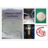 Wholesale CAS 61-12-1 USP36 Local Anesthetic Agent Dibucaine Hydrochloride Raw Powder from china suppliers