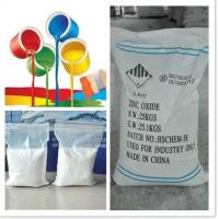 Wholesale Coating and paint Zinc Oxide 99.7% Min with High Purity and Quality  CAS:1314-13-2 from china suppliers