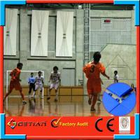 Wholesale PP Removable Interlocking Sports Flooring Shock Absorbing , Anti UV from china suppliers