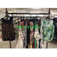 Wholesale Mixed Color Used Women'S Clothing American Style Second Hand Womens Silk Blouse from china suppliers