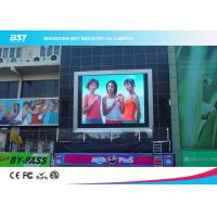 Wholesale Custom Front Service P10 Outdoor Led Display Screen With High Brightness from china suppliers