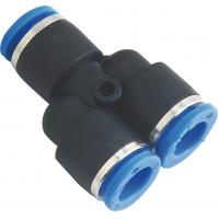 Wholesale Union Tee One Touch Pneumatic push Fittings from china suppliers
