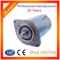 Wholesale High Torque 12V 1700W Hydraulic Mirco DC Motor O.D114mm Model W6599 from china suppliers