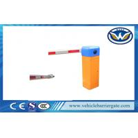 Wholesale 220/110V High Quality Vehicle Barrier Gate With 1-6m Straight Boom from china suppliers