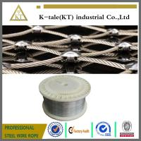 Wholesale 316L Stainless Steel Wire rope For fishery industry from china suppliers