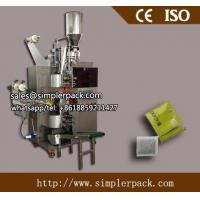 Buy cheap Automatic Stick Type Nylon Tea Bag Packing Machine from wholesalers