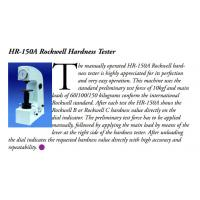 Wholesale HR-150A Rockwell Hardness Tester ASTM E18 Standard Measuring 20 - 88HRA , 20 - 100HRB from china suppliers