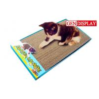 Wholesale Customized Corrugated Cat Scratcher For Pet Toys from china suppliers