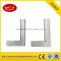 Wholesale Stainless Steel or Carton Steel Knife Edge 90° Angle Square JIS 1/Measuring Tools from china suppliers