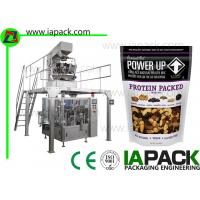 Wholesale Automatic Nuts Doypack Packing Machine With Zipper from china suppliers