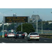 Buy cheap Low Thermal Variable Speed Limit Signs Impact Resistant Energy Saving P25 / P30 / P32 from wholesalers