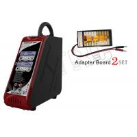 Wholesale 400w20a Lipo Nimh DUO balance battery charger with Dean T plug and Tamiya plug from china suppliers