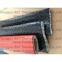 Wholesale Fire Sleeve with Metal Snap Closure from china suppliers