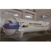Wholesale Large - Scale Steam Chemical Autoclave Lamination / Auto Clave Machine Φ3.2m from china suppliers