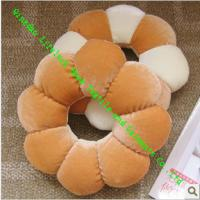 Wholesale Sunflower Custom Stuffed Toy Pillow , Comfortable Foam Particles Cute Plush Toys from china suppliers