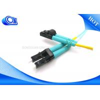 Wholesale LC Duplex Multimode Fiber Optic Cable from china suppliers