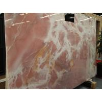 Wholesale Polished Pink kitchen bathroom onyx worktops , countertop , table tops from china suppliers