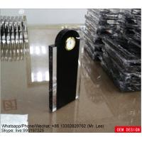 Wholesale Promotional Customized Acrylic Awards And Plaques With Gift Box Packing from china suppliers