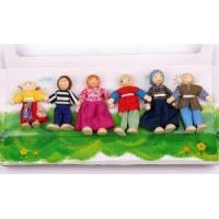 Wholesale Wooden Toy Doll from china suppliers