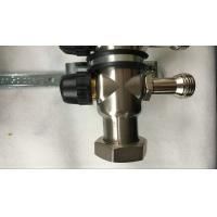 Buy cheap Stainless Steel Water Underfloor Heating Manifold With Single Hand Whaeel from wholesalers