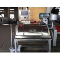 Wholesale Garments Semi Automatic Dyeing Machine High Capacity With Paddle Wheel from china suppliers