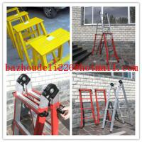 Wholesale Single step extension FRP ladder,Easy handing fiberglass foldable ladder from china suppliers