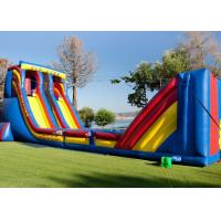 Wholesale Giant Inflatable Zip Line For Children Park and Playground Team Games from china suppliers