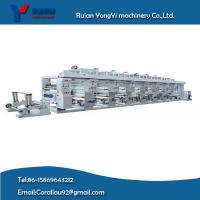 Wholesale Good Reputation Hot Sale Gravure Printing Machine (YYASY-800B model) from china suppliers