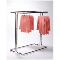 Wholesale Fashionable Metal Single Bar Garment Display Stand Clothes Hanging Rack For Hanging Items from china suppliers