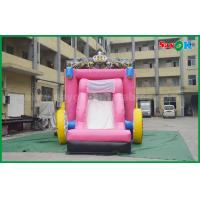 Wholesale 6 X 4m Commercial Childrens Bouncy Castle Hire Blow Up Bounce House from china suppliers