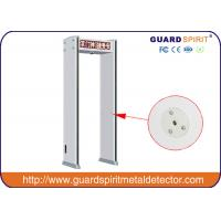 Wholesale LED Display Walk Thru Metal Detectors With Camera , Walk Through X Ray Machine from china suppliers