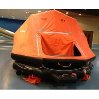 Wholesale Small craft life raft SOLAS approved factory price from china suppliers