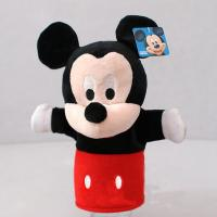 Wholesale Lovely Mickey Mouse Minnie Mouse Plush Hand Puppets For Promotion Gifts from china suppliers