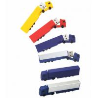 Wholesale Plastic truck usb /Logistic truck USB from china suppliers