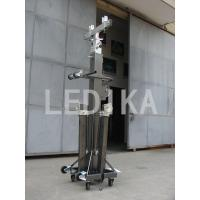 Wholesale Aluminum Stand Truss Tower System Lifting Tower Circular Column Manual Elevator from china suppliers