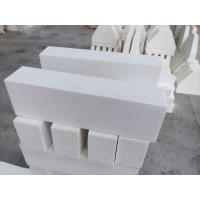 Wholesale Refractory material AZS refractory brick for glass kiln / fire resistant bricks from china suppliers